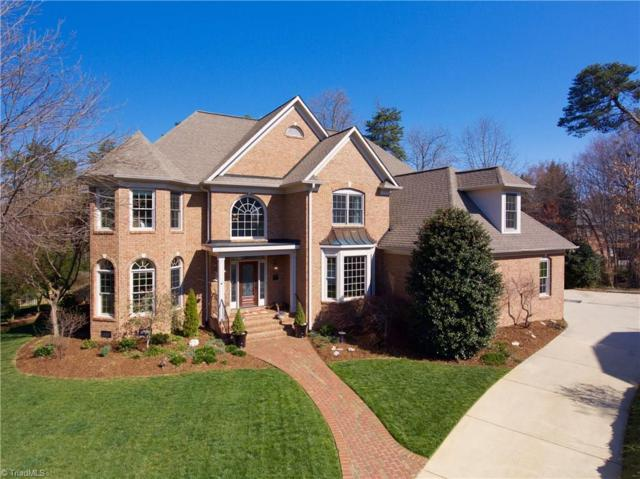 5106 Bearberry Point, Greensboro, NC 27455 (MLS #871457) :: Banner Real Estate