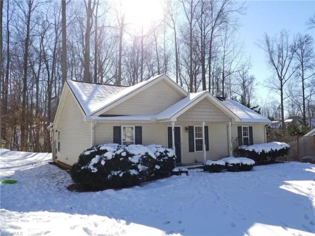 188 Bradberry Lane, Winston Salem, NC 27104 (MLS #871485) :: Banner Real Estate