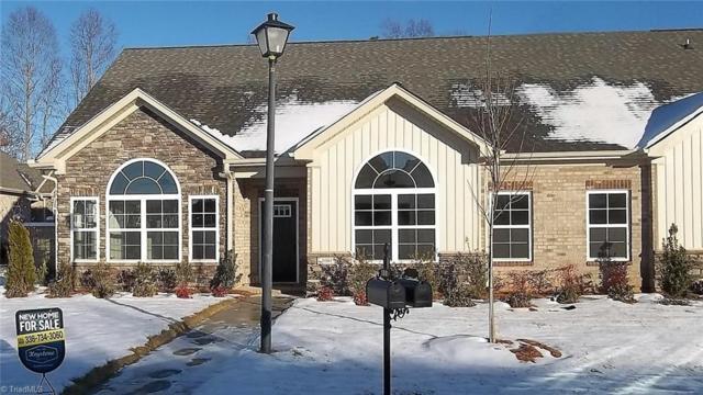 1001 Castellum Square Lot 251, Winston Salem, NC 27127 (MLS #871486) :: Banner Real Estate