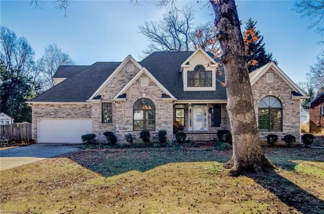 4005 Sedgegrove Road, Greensboro, NC 27407 (MLS #871491) :: NextHome In The Triad