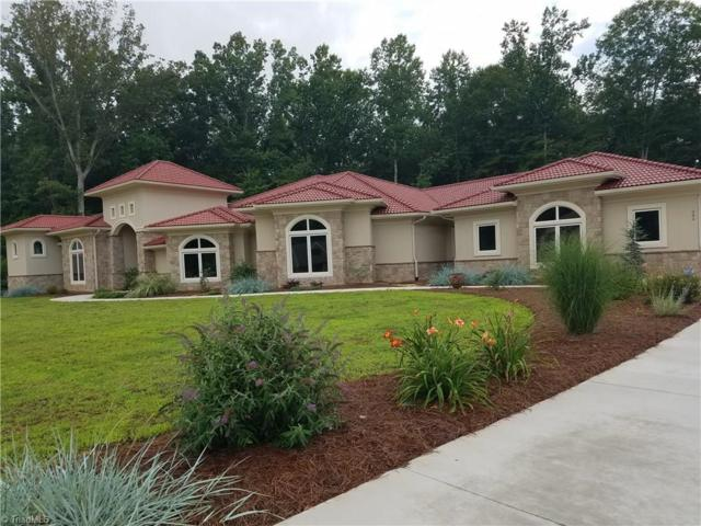 584 Lissara Lodge Drive, Lewisville, NC 27023 (MLS #871517) :: Banner Real Estate