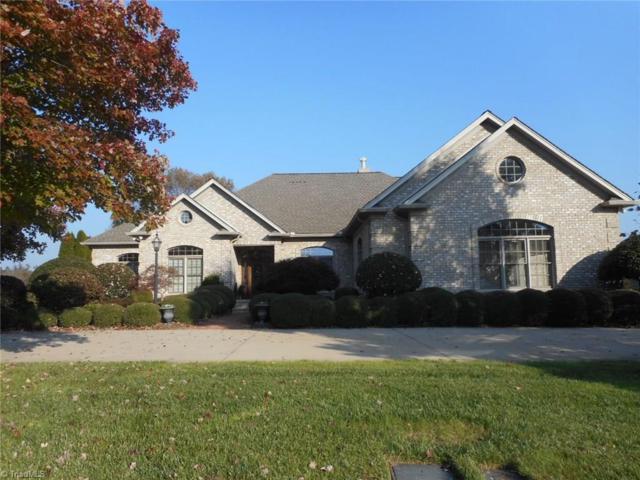 318 Laurel Valley Way, Salisbury, NC 28144 (MLS #871613) :: Banner Real Estate