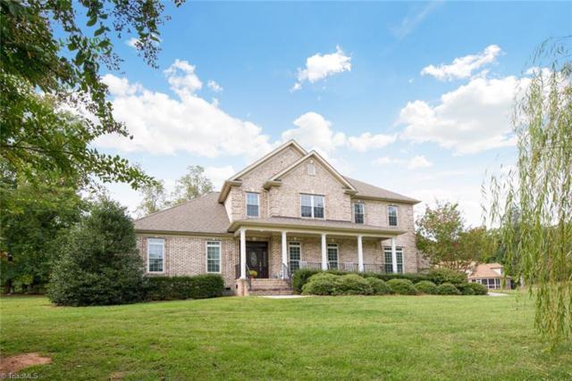 3702 Brooks Crest Court, Browns Summit, NC 27214 (MLS #871674) :: Banner Real Estate