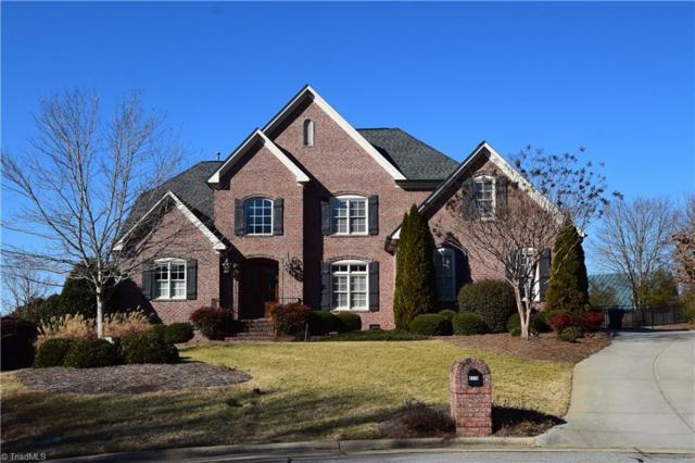 4714 Jefferson Wood Court, Greensboro, NC 27410 (MLS #871945) :: Kristi Idol with RE/MAX Preferred Properties
