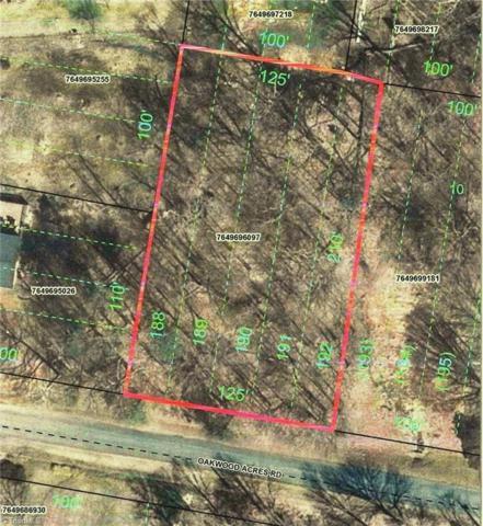 0 Oakwood Acres Road, Asheboro, NC 27205 (MLS #873744) :: Ward & Ward Properties, LLC