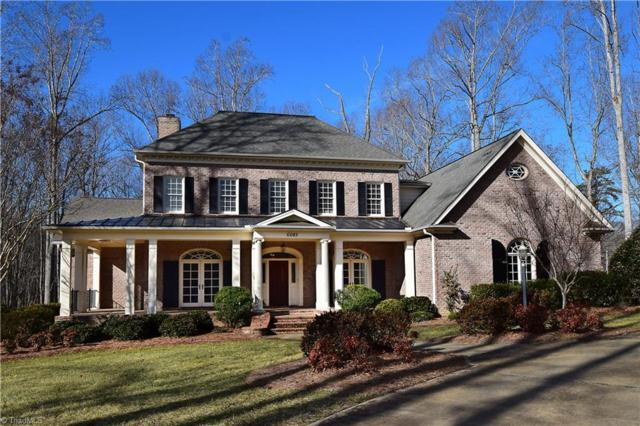 6085 Mountain Brook Road, Greensboro, NC 27455 (MLS #874183) :: Kristi Idol with RE/MAX Preferred Properties