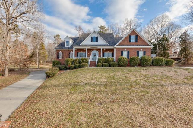 306 Spring Lake Court, Lexington, NC 27295 (MLS #874214) :: Banner Real Estate