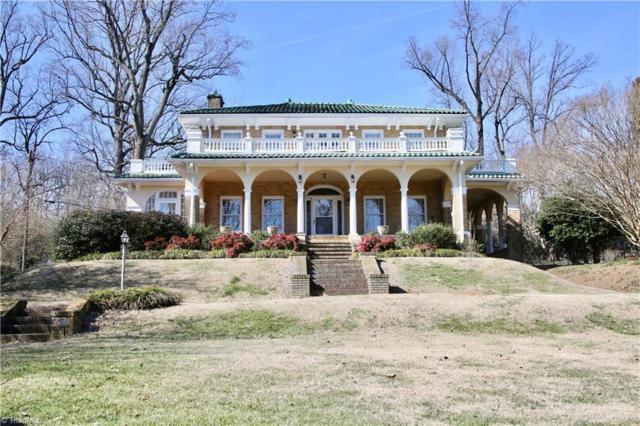 1604 College Park Drive, Greensboro, NC 27403 (MLS #874673) :: Kristi Idol with RE/MAX Preferred Properties