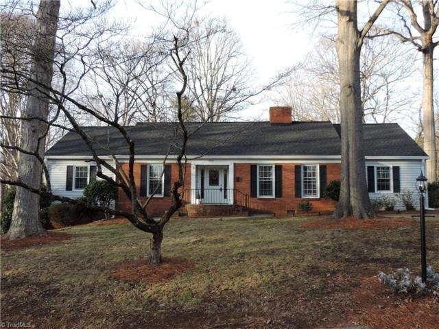 2448 Ardmore Manor, Winston Salem, NC 27103 (MLS #874914) :: NextHome In The Triad