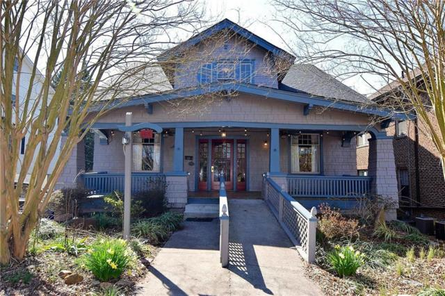 1412 Glade Street, Winston Salem, NC 27101 (MLS #874930) :: NextHome In The Triad