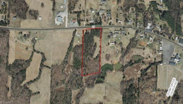 0 E Us Highway 64 Us Highway 64, Mocksville, NC 27028 (MLS #875124) :: Kristi Idol with RE/MAX Preferred Properties