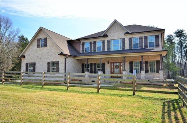 303 Fox Tail Court, Greensboro, NC 27455 (MLS #875174) :: Kristi Idol with RE/MAX Preferred Properties