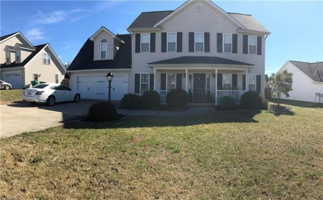 6012 Old Plank Road, High Point, NC 27265 (MLS #875269) :: NextHome In The Triad