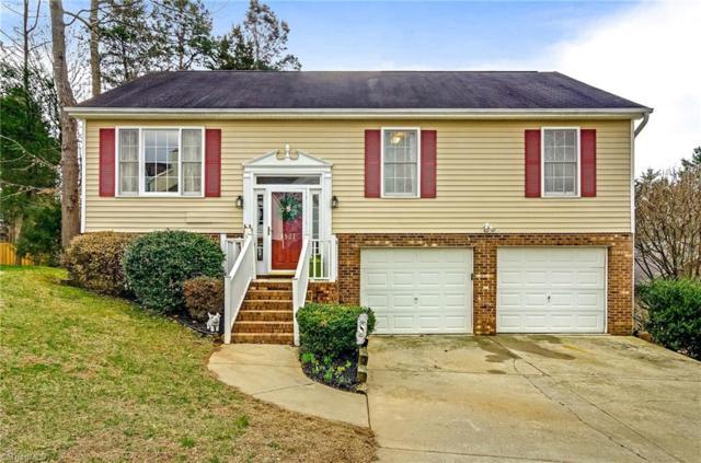 4521 Princess Drive, Winston Salem, NC 27127 (MLS #875327) :: Banner Real Estate