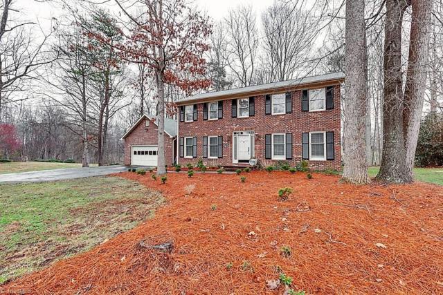 1521 Creek Bed Road, Kernersville, NC 27284 (MLS #875345) :: Kristi Idol with RE/MAX Preferred Properties