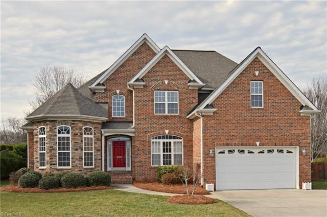 230 Lee Smith Lane, Kernersville, NC 27284 (MLS #875411) :: Kristi Idol with RE/MAX Preferred Properties