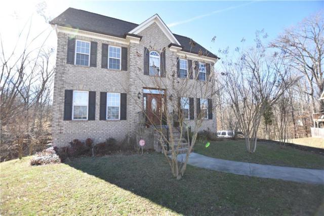 4716 Evie Court, Winston Salem, NC 27127 (MLS #875437) :: Kristi Idol with RE/MAX Preferred Properties