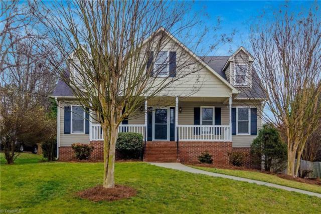 1711 Harper Spring Drive, Clemmons, NC 27012 (MLS #875443) :: Kristi Idol with RE/MAX Preferred Properties