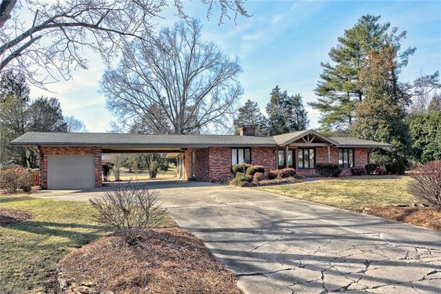 611 Burning Tree Circle, High Point, NC 27265 (MLS #875450) :: Banner Real Estate