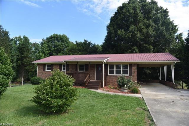 1861 Welcome Bethesda Road, Lexington, NC 27295 (MLS #875546) :: Kristi Idol with RE/MAX Preferred Properties