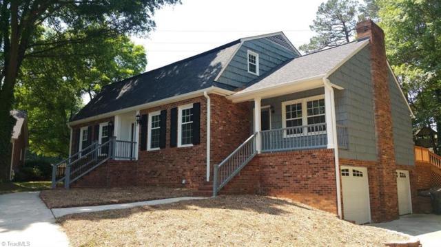 510 Hedgewood Place, Winston Salem, NC 27104 (MLS #875562) :: Kristi Idol with RE/MAX Preferred Properties