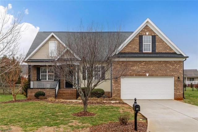 106 Tate Drive, Burlington, NC 27215 (MLS #875593) :: Kristi Idol with RE/MAX Preferred Properties
