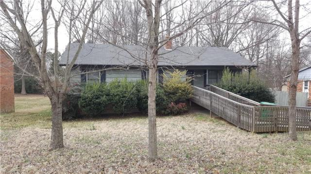 203 Hampton Drive, High Point, NC 27265 (MLS #875603) :: Kristi Idol with RE/MAX Preferred Properties