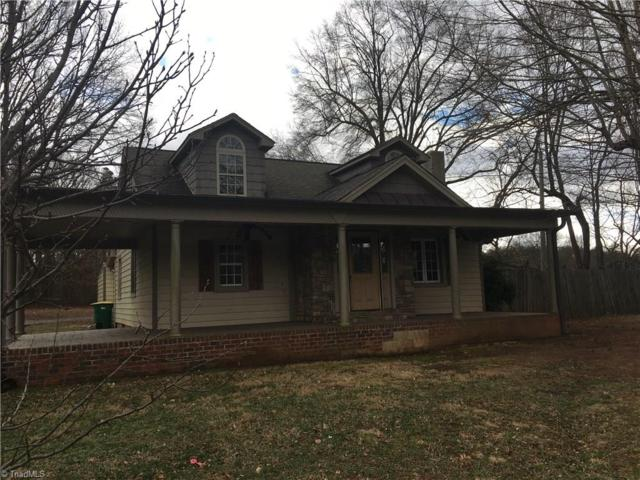 5120 Reidsville Road, Walkertown, NC 27051 (MLS #875615) :: Kristi Idol with RE/MAX Preferred Properties
