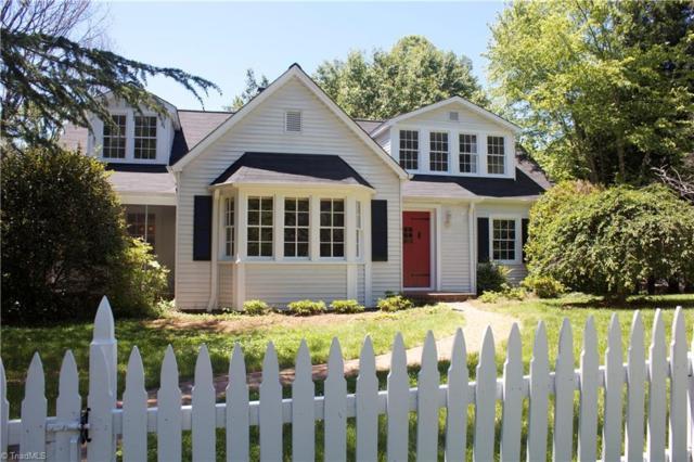 856 Knollwood Street, Winston Salem, NC 27103 (MLS #875621) :: Kristi Idol with RE/MAX Preferred Properties