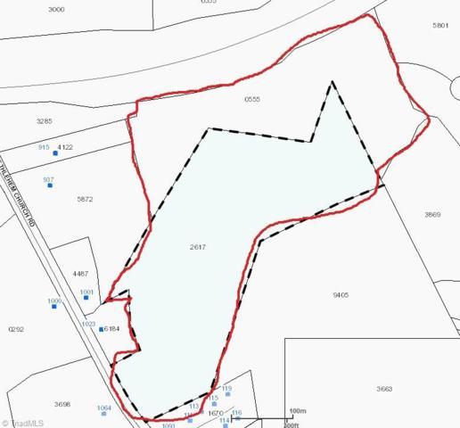 0 Bethlehem Church Road, Eden, NC 27288 (MLS #875717) :: Berkshire Hathaway HomeServices Carolinas Realty