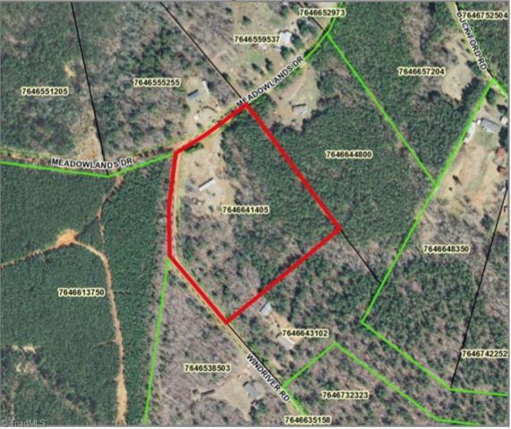 1417 Meadowlands Drive, Asheboro, NC 27205 (MLS #876199) :: Kristi Idol with RE/MAX Preferred Properties