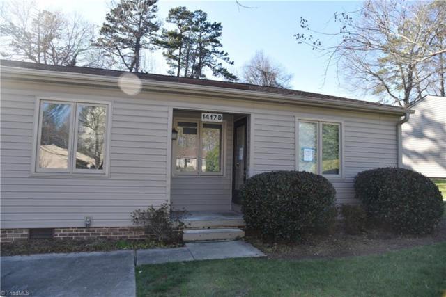 1417 Chestnut Drive D, High Point, NC 27262 (MLS #876351) :: Kristi Idol with RE/MAX Preferred Properties