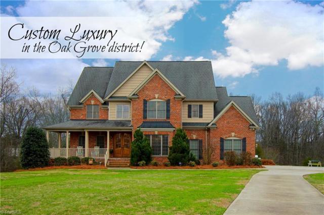 588 Garden Valley Drive, Winston Salem, NC 27107 (MLS #877471) :: Lewis & Clark, Realtors®