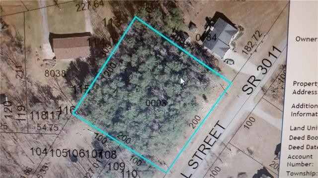 0 O Farrell Street, Winston Salem, NC 27107 (MLS #878211) :: Banner Real Estate
