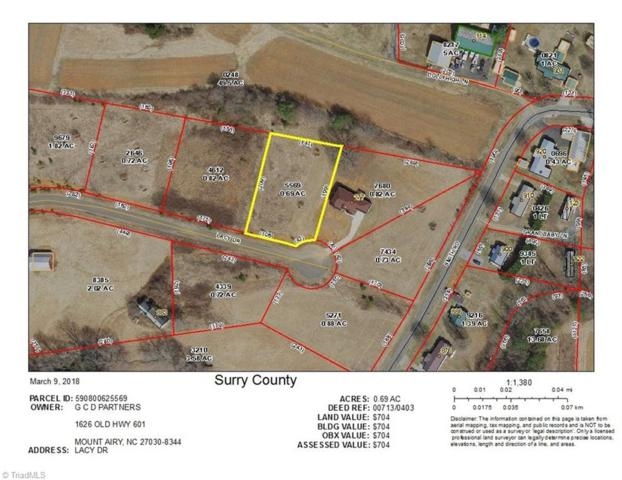 0 Lacy Drive, Mount Airy, NC 27030 (MLS #878544) :: HergGroup Carolinas