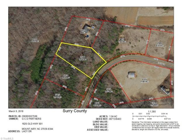 0 Lacy Drive, Mount Airy, NC 27030 (MLS #878548) :: HergGroup Carolinas