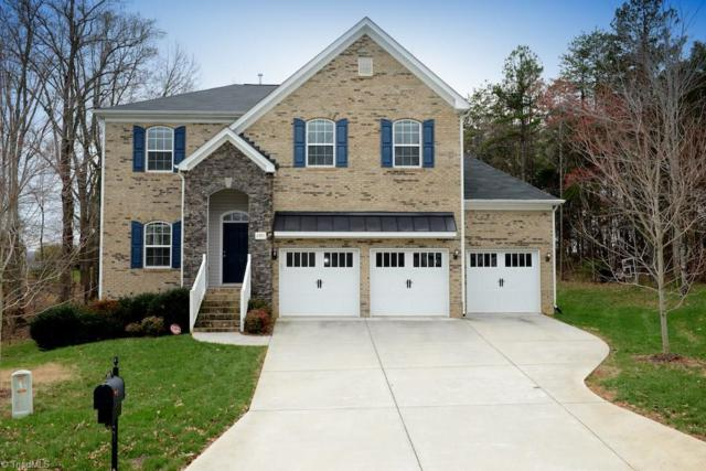 2807 Splitbrooke Drive, High Point, NC 27265 (MLS #878856) :: Banner Real Estate