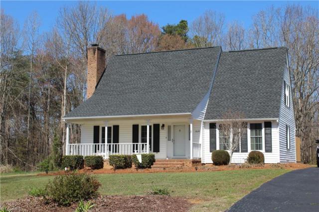3824 Jill Drive, Trinity, NC 27370 (MLS #878908) :: Banner Real Estate