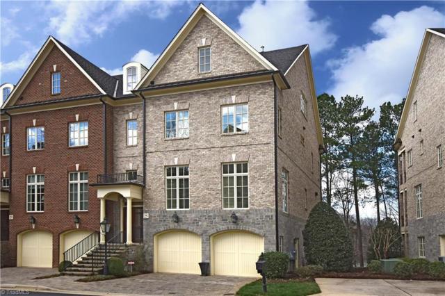 25 Old Saybrook Drive, Greensboro, NC 27455 (MLS #878950) :: Lewis & Clark, Realtors®