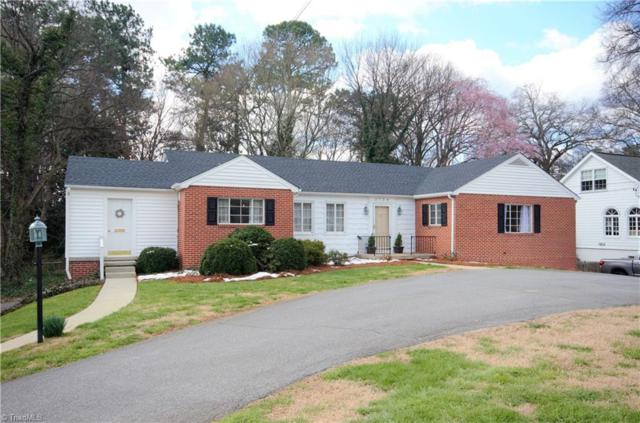 2724 Country Club Road, Winston Salem, NC 27104 (MLS #879101) :: Banner Real Estate