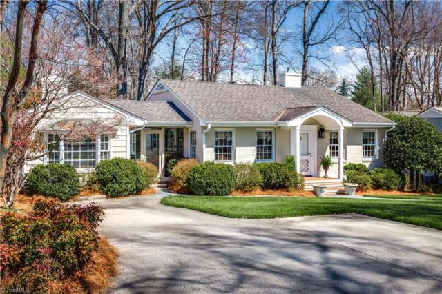 404 Woodland Drive, Greensboro, NC 27408 (MLS #879342) :: Lewis & Clark, Realtors®