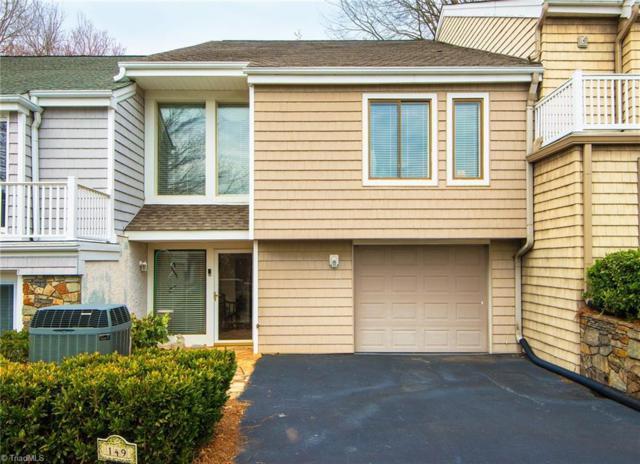 149 Golfview Drive, Bermuda Run, NC 27006 (MLS #879677) :: Banner Real Estate
