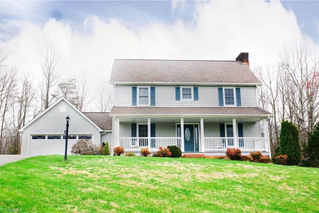254 Country Club Hills Lane, Wilkesboro, NC 28697 (MLS #879887) :: RE/MAX Impact Realty