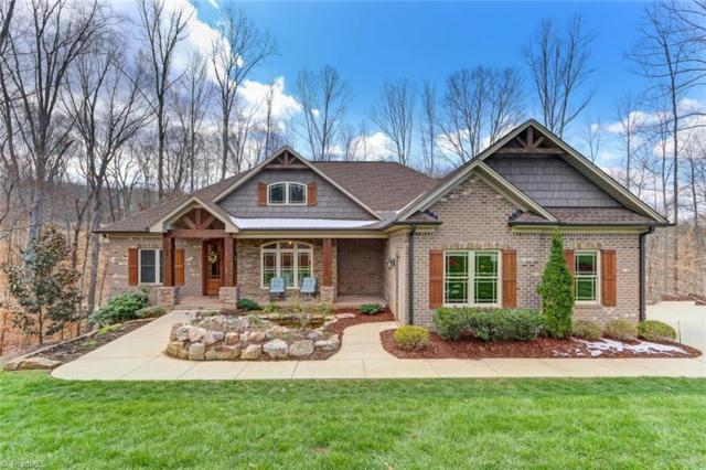 326 Crows Nest Drive, Stokesdale, NC 27357 (MLS #879991) :: Banner Real Estate
