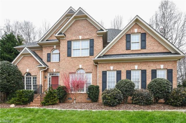 2712 Southwick Drive, Greensboro, NC 27455 (MLS #880112) :: Banner Real Estate