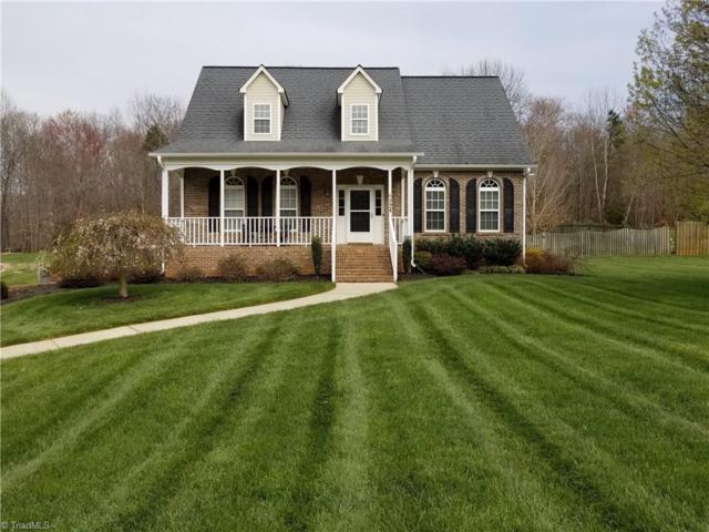224 Longwood Drive, Advance, NC 27006 (MLS #880115) :: Banner Real Estate