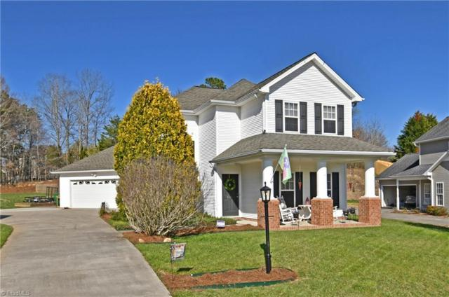 6617 Springfield Village Lane, Clemmons, NC 27012 (MLS #880359) :: Banner Real Estate