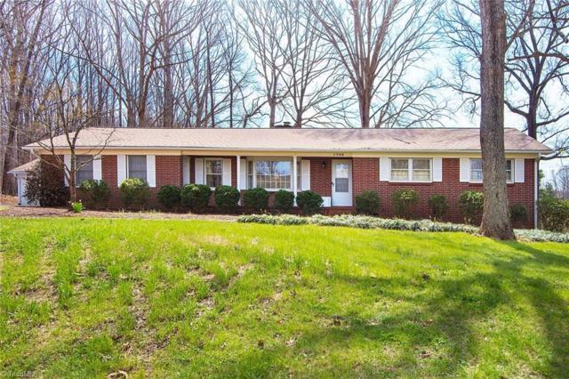 1700 Thornwood Lane, Pfafftown, NC 27040 (MLS #880380) :: Banner Real Estate