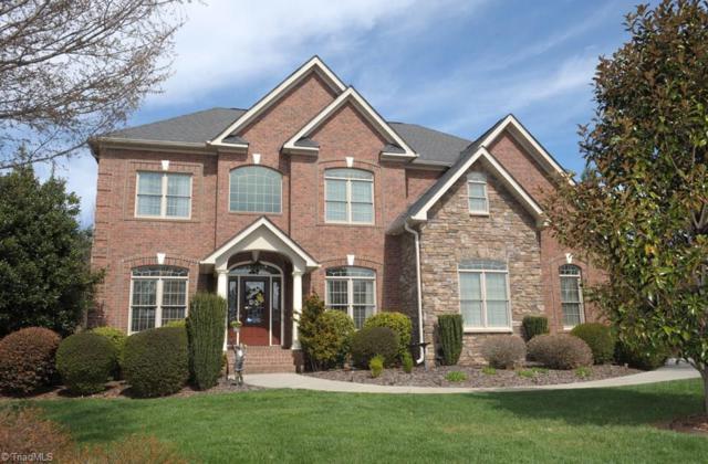 516 Muirfield Way, Salisbury, NC 28144 (MLS #880462) :: Banner Real Estate