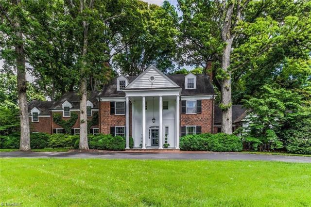 227 Roslyn Road, Winston Salem, NC 27104 (MLS #880486) :: Banner Real Estate
